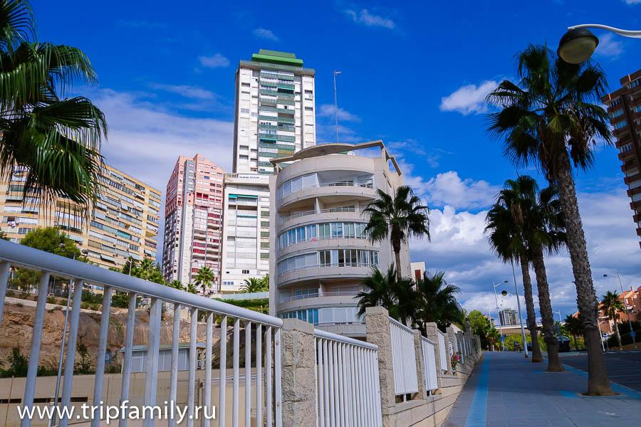 Кто снимал квартиру в испании на берегу моря